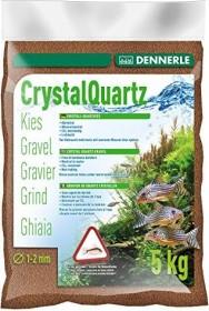 Dennerle Kristall-Quarzkies rehbraun 5kg (1749)