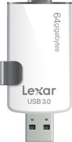 Lexar JumpDrive M20i 64GB, USB-A 3.0/USB 2.0 Micro-B (LJDM20I-64GBBEU)
