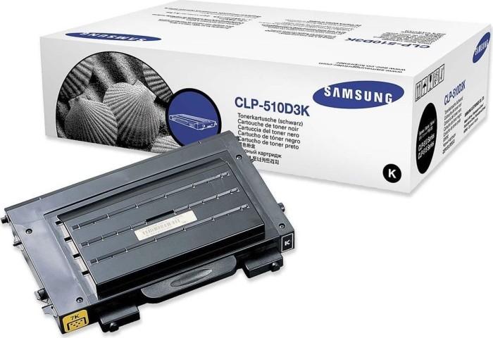 Samsung CLP-510D3K Toner schwarz