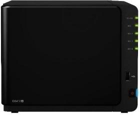 Synology DiskStation DS412+, 2x Gb LAN