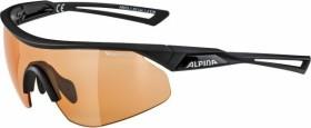 Alpina Nylos Shield VL black matt/varioflex orange (A8633.1.35)