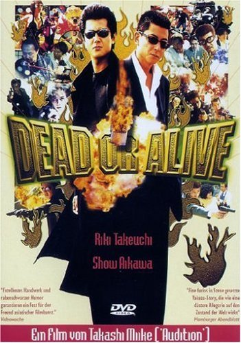 Dead or Alive -- via Amazon Partnerprogramm
