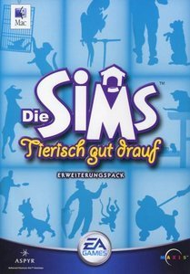 Die Sims - Tierisch gut drauf (Add-on) (German) (MAC)