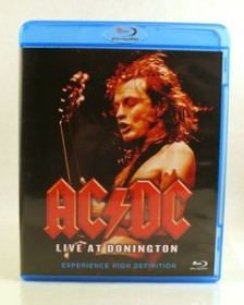 AC/DC - Live At Donnington (Blu-ray)