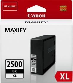 Canon Tinte PGI-2500XL BK schwarz, 3er-Pack (9254B009)