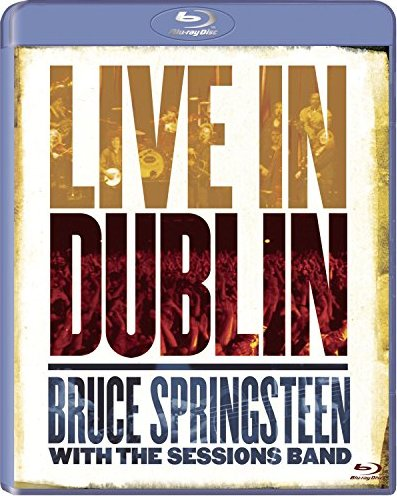 Bruce Springsteen - Live In Dublin (Blu-ray) -- via Amazon Partnerprogramm