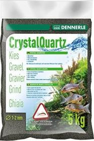 Dennerle Kristall-Quarzkies diamantschwarz 5kg (1755)