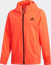 adidas BSC 3-Stripes Rain.Dry Jacke app solar red (Herren) (FI0572)