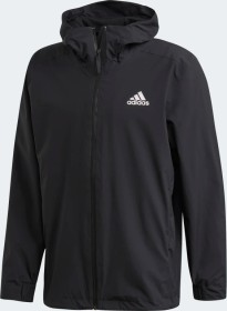 adidas BSC 3-Stripes Rain.Dry Jacke schwarz (Herren) (FI0574)