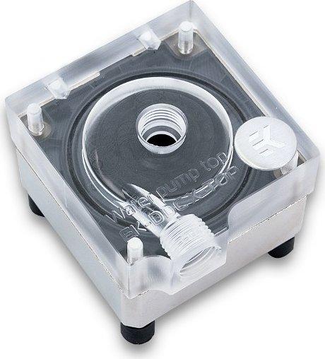 EK Water Blocks EK-XTOP DDC 3.2 PWM elite, acrylic glass