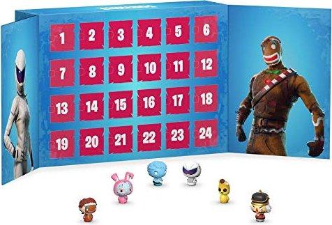 FunKo Pocket Pop! Fortnite Advent Calendar 2019 (42754)