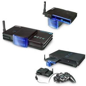Saitek FreeWave Wireless Adapter (PS2)