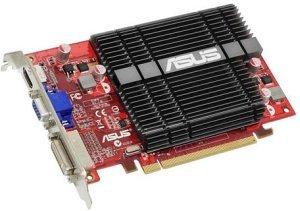 ASUS EAH5450 SILENT/DI/1GD2, Radeon HD 5450, 1GB DDR2, VGA, DVI, HDMI (90-C1CP25-L0UANABZ)