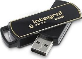 Integral Secure 360 8GB, Secure Lock II, USB-A 3.0 (INFD8GB360SEC3.0)