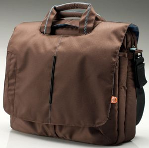 "Booq Taipan Slimcase M 15"" carrying case brown (TSCM-BRN)"