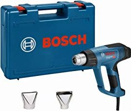 Bosch Professional GHG 20-60 electric heat gun + Accessories (06012A6300)