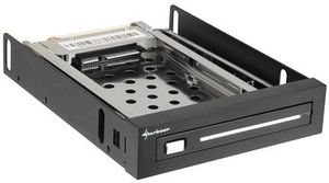 Sharkoon SATA QuickPort internal Single-Bay, SATA II hard drive caddy (4044951010165)