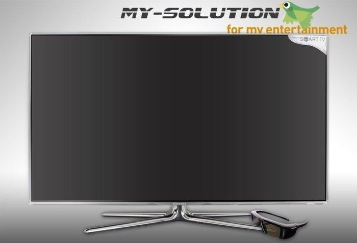 Samsung UE40D7000 -- © My-Solution.de