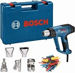 Bosch Professional GHG 20-60 Elektro-Heißluftgebläse + Zubehör (06012A6301)