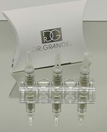 Dr. Grandel Hyaluron at Night ampoules, 9ml (3x 3ml)