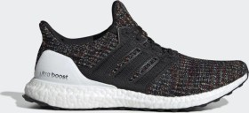adidas Ultra Boost core black/active red (Herren) (F35232)