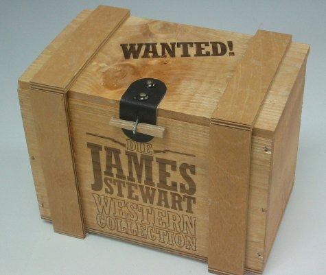 James Stewart Western Classics Box -- via Amazon Partnerprogramm