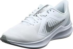 Nike Downshifter 10 white/pure platinum/metallic silver (Damen) (CI9984-100)
