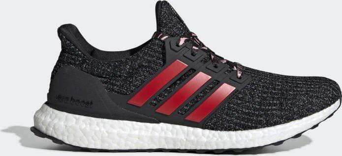 best sneakers 2af0f d3be8 adidas Ultra Boost core blackscarletgrey three (men) (F35231)