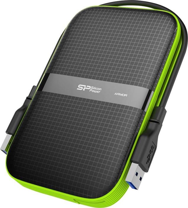Silicon Power Armor A60 5TB, USB 3.0 Micro-B (SP050TBPHDA60S3K)