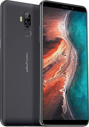 Ulefone P6000 Plus schwarz