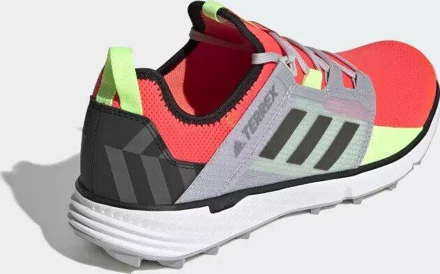 adidas Terrex Speed LD solar redgrey threesignal green (Herren) (FV4582) ab € 139,95