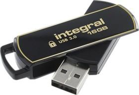 Integral Secure 360 16GB, Secure Lock II, USB-A 3.0 (INFD16GB360SEC3.0)