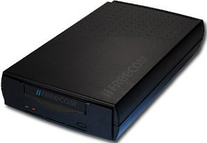 Freecom Tapeware DAT 40es, DDS-4, 20/40GB, external, USB (25671)