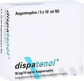 dispatenol Augentropfen, 30ml (3x 10ml)
