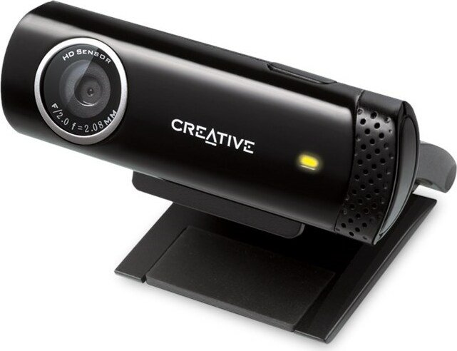 Creative Live! Cam Chat HD, USB 2.0 (73VF070000001) -- via Amazon Partnerprogramm