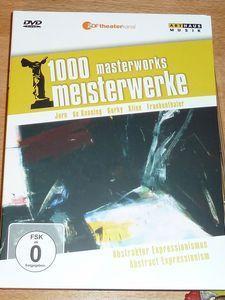 1000 Meisterwerke - Abstrakter Expressionismus -- © bepixelung.org