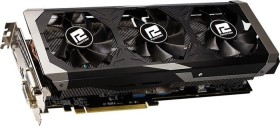 PowerColor Radeon R9 390X PCS+, 8GB GDDR5, 2x DVI, HDMI, DP (AXR9 390X 8GBD5-PPDHE)