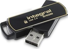Integral Secure 360 64GB, Secure Lock II, USB-A 3.0 (INFD64GB360SEC3.0)