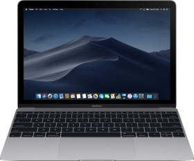 Apple MacBook 12 Space Gray, Core m7-6Y75 OC, 8GB RAM, 256GB SSD [2016 / Z0SK]