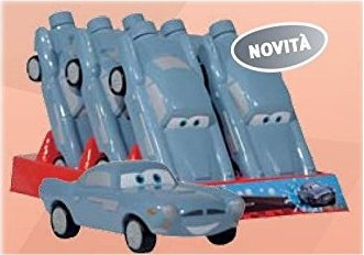 Disney Cars McMissile Schaumbad, 200ml