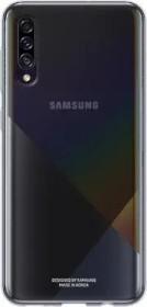 Samsung clear Cover for Galaxy A30s transparent (EF-QA307TTEGWW)