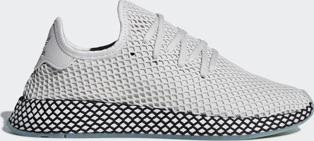 c27b38426 adidas Deerupt Runner grey one clear mint (men) (B41754) starting ...