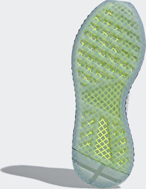 adidas Deerupt Runner grey oneclear mint (Herren) (B41754) ab ? 69,99