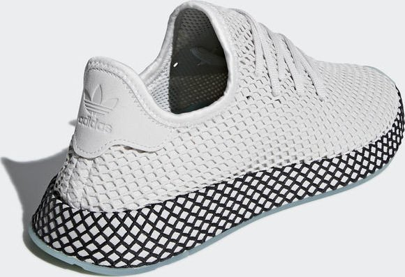 042bc9129 adidas Deerupt Runner grey one clear mint (men) (B41754) starting from £  87.99 (2019)