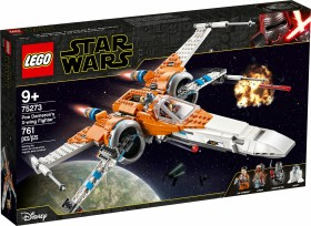 LEGO Star Wars Episode IX - Poe Damerons X-Wing Starfighter (75273)