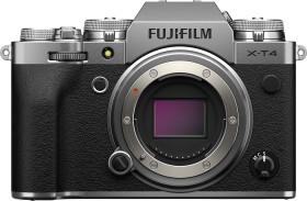 Fujifilm X-T4 silver case (16650601)