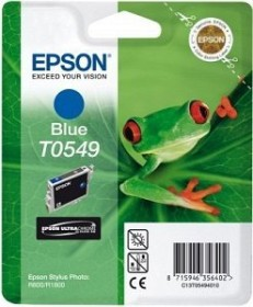 Epson ink T0549 blue (C13T05494010)