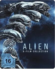 Alien 6-Film Collection Steelbook (Blu-ray)