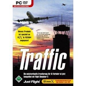Flight Simulator X - Traffic (Add-on) (deutsch) (PC)