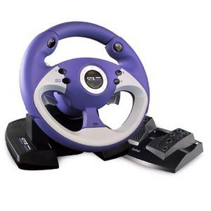 Saitek GTZ 500 Wheel (GC)